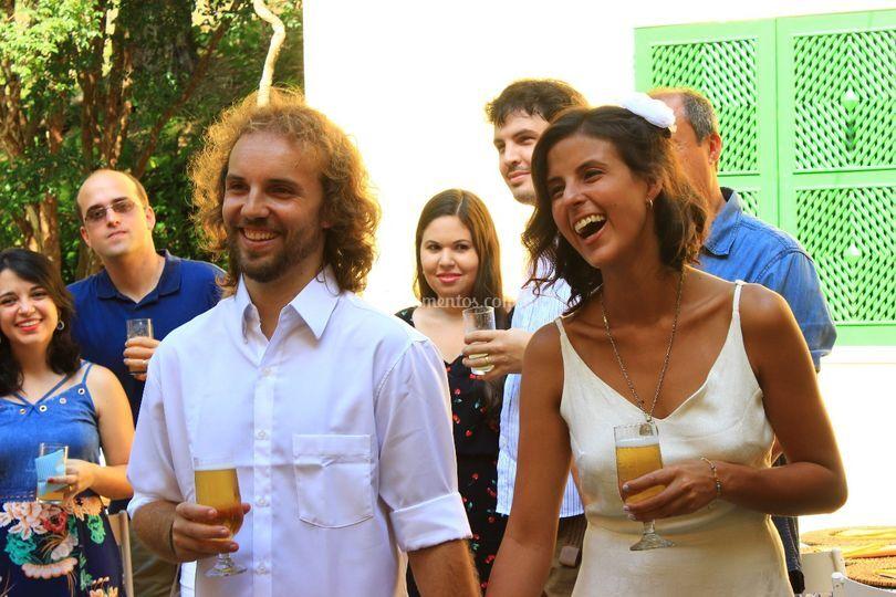 Casamento Larissa e Edric