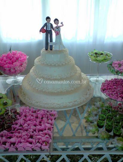 Perfeito para casamentos