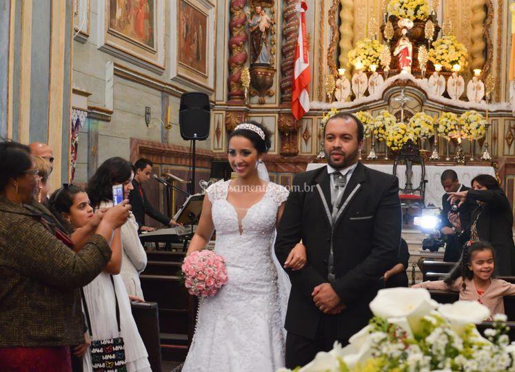 Casamento Luciana & Flávio