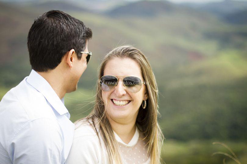 Maria Eugênia e Rodrigo