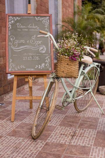 Lousa e bike