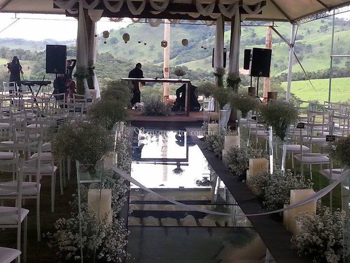 Festa de casamento