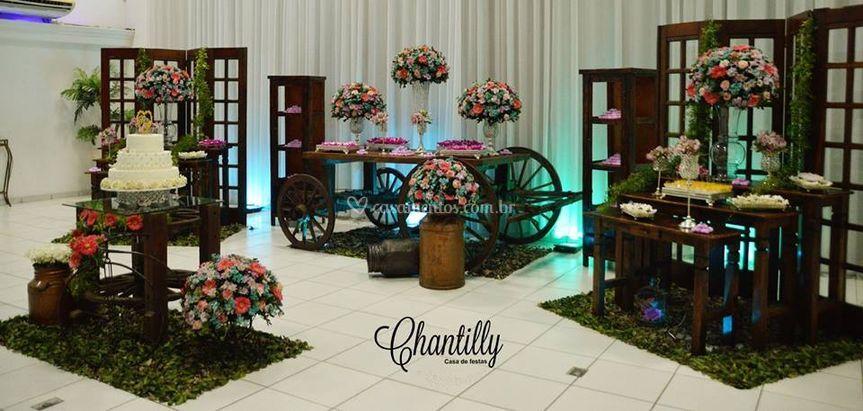 Chantilly Casa de Festas