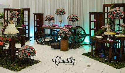 Chantilly Casa de Festas 1
