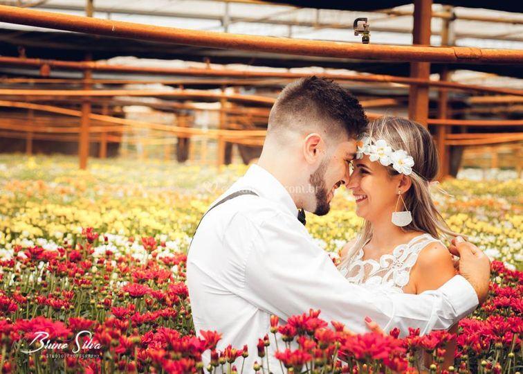 Pré wedding Holambra