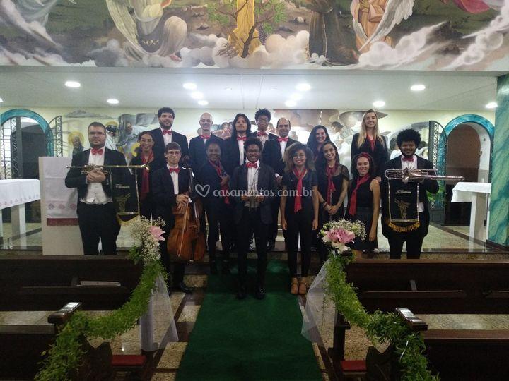 Paróquia São Francisco Jaguaré