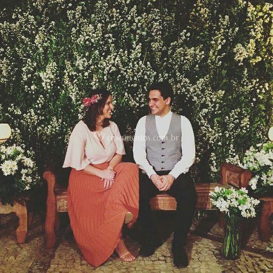 Casamento Leilane e Daniel