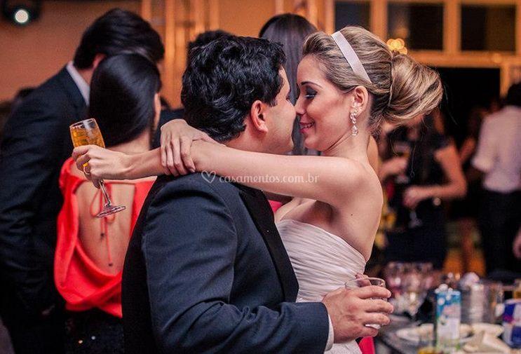 Dança dos recém casados