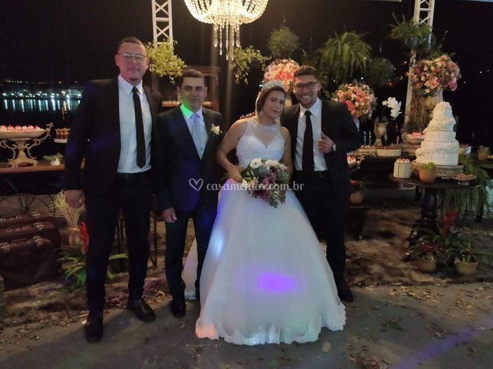 Casamento Raquel