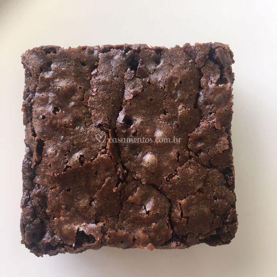 Brownie tamanho 5x5cm