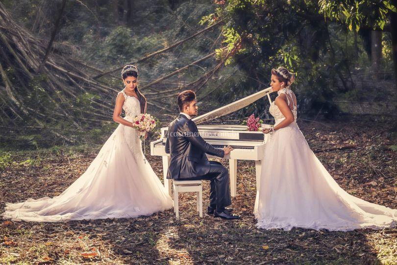 Trabalhos-Evento de noivas
