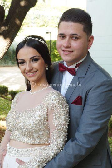 Fabiola e Claudio