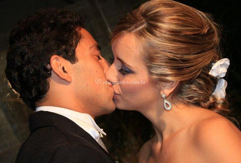 Beijos com amor
