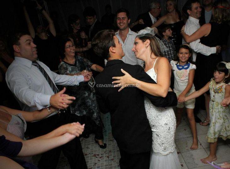 Celebração do casamento