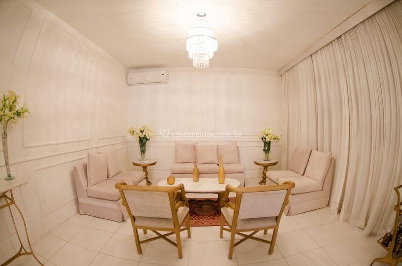 Área Interna (Lounge)