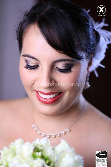 Noiva Ana Cristina