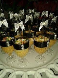 Sobremesa para casamento