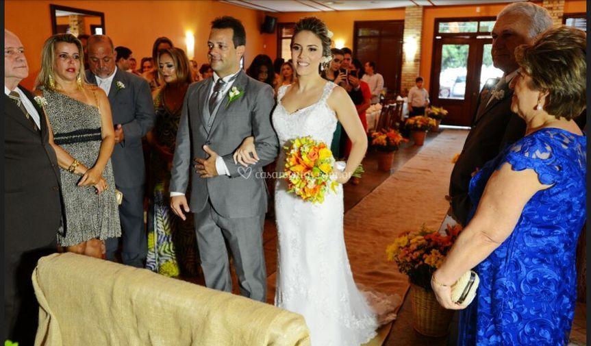 Cerimônia e Recepção de Casame