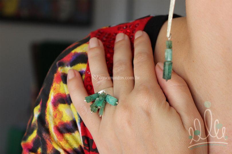Coleção esmeraldas