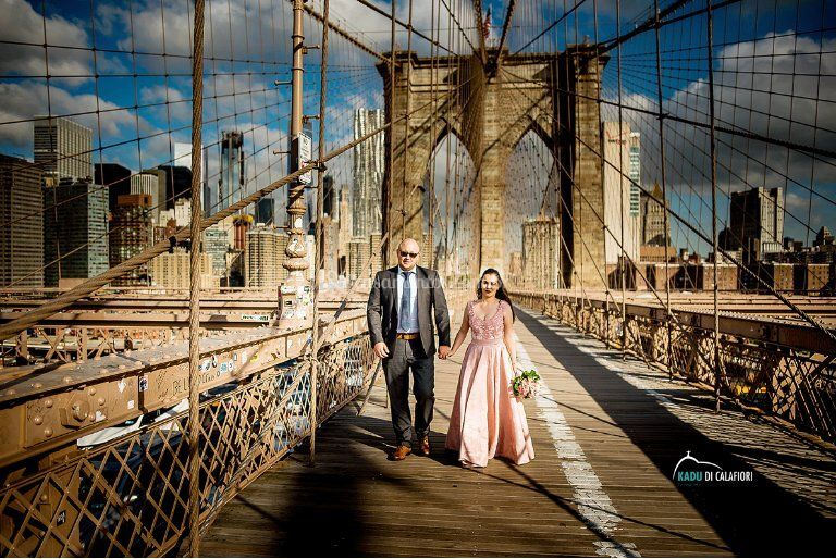 Ana e Jean - New york