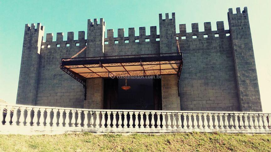 Entrada Castelo Chambord