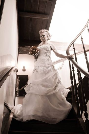 Vestido ambiannce noivas