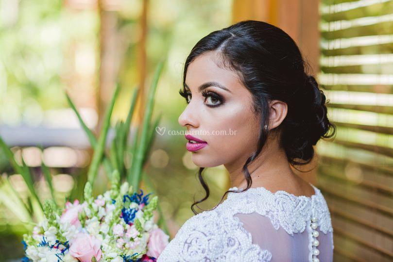Noiva pronta