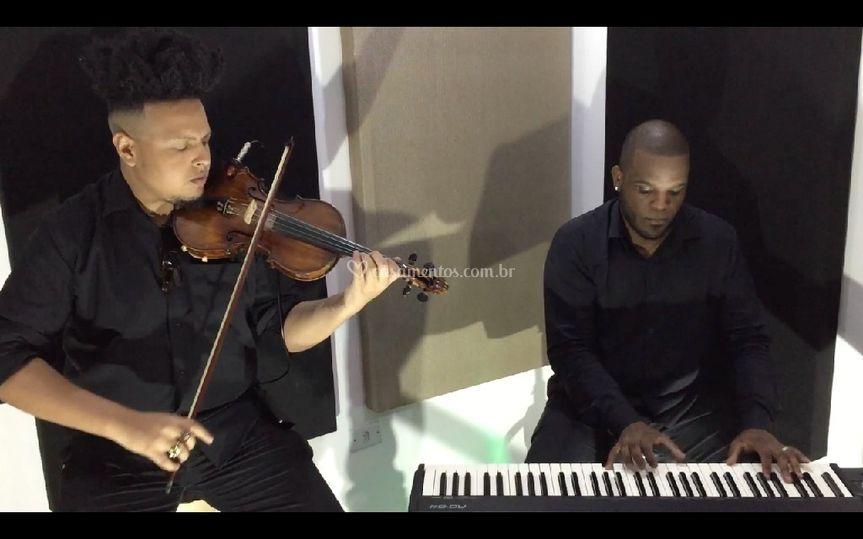 Duo - Violino e teclado