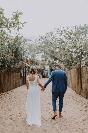 Casamento Caraíva