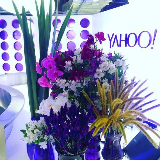 Inauguração Yahoo
