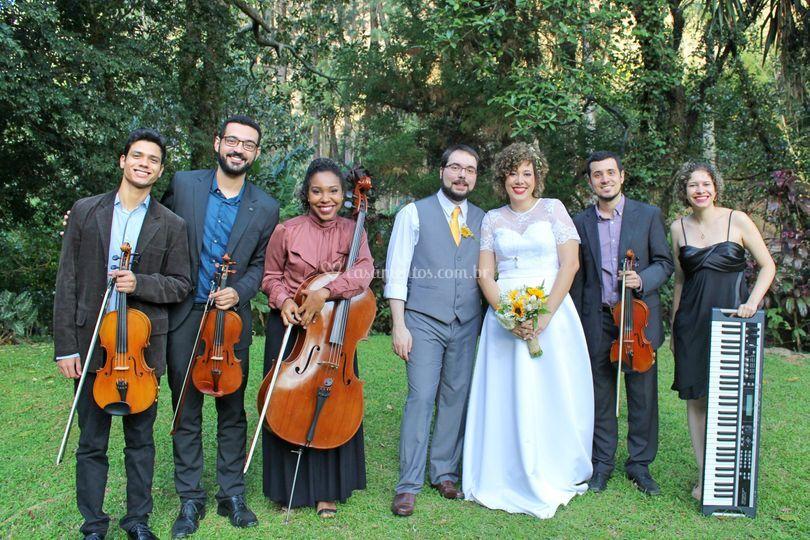 Casamento Agnes & Felipe