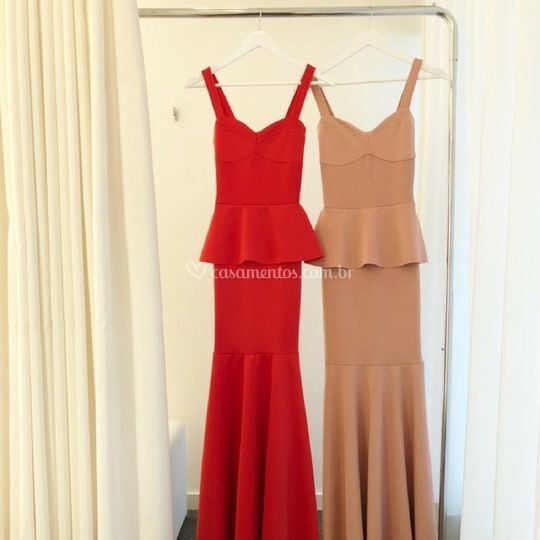 Vestidos Easy Fit