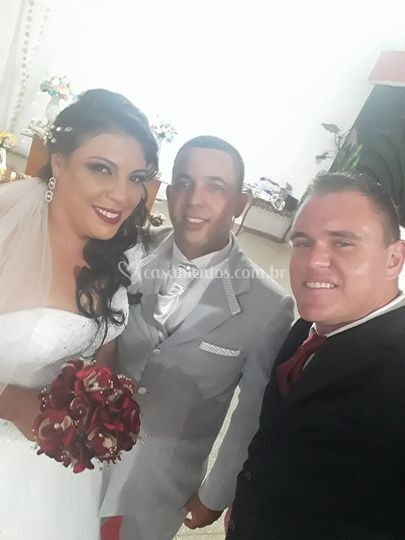 Casamento Cassio e Elizangela