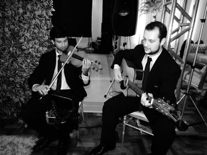 Audium - duo violino-violão