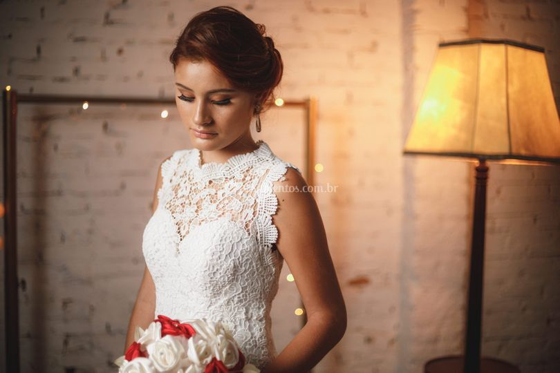 Noiva impecável