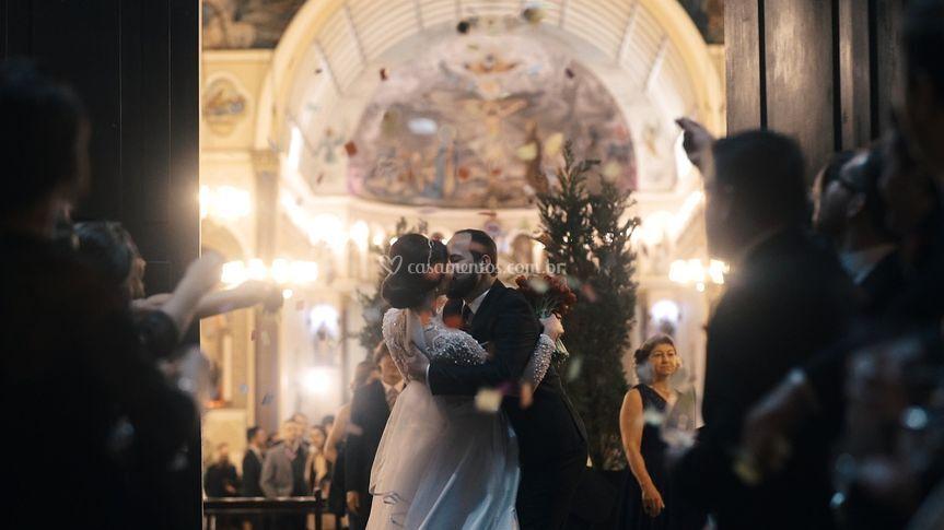 Casamento - Renata e Enio