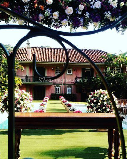 Casamento Alameda Casa Rosa