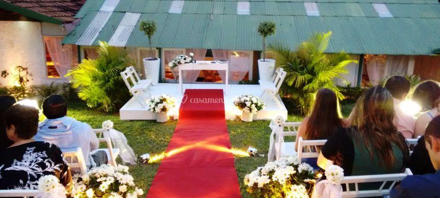 Casamento Jardim 1