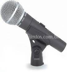 Microfones Shure
