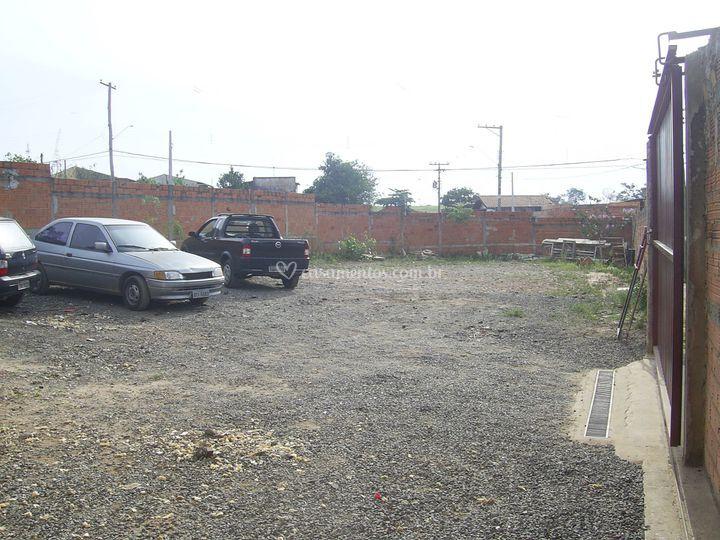 Estacionamento fechado 40 auto