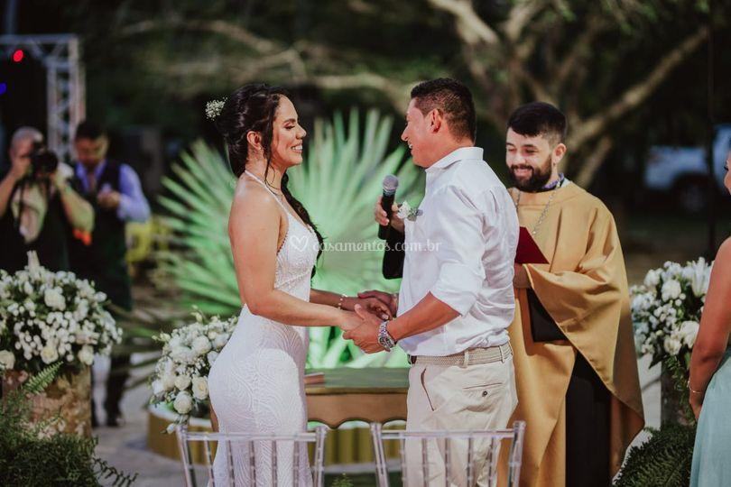 Casamento Karine e Jair