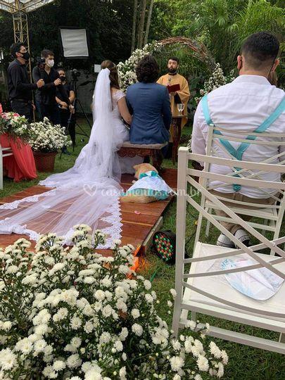 Casamento Vivi e Ton