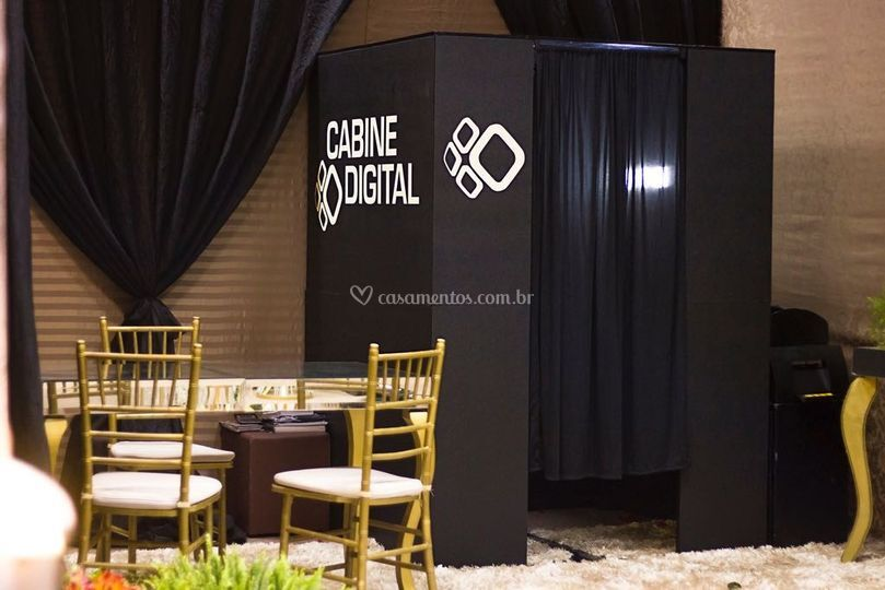 Cabine Digital Black