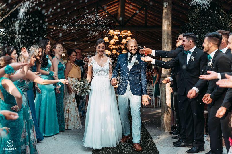 Casamento Laís e Vinícius