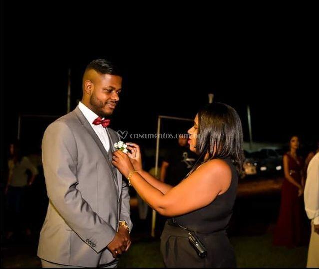 Cuidado com o noivo