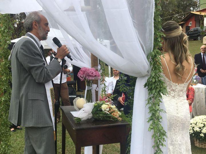 Casamento Celebrante