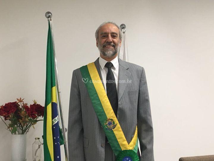 Juiz de Paz Leonardo Miguel