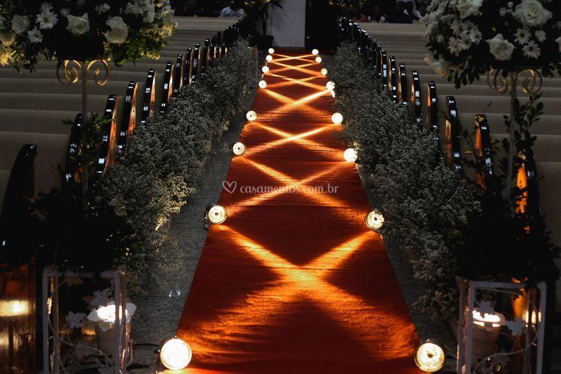 Iluminação para Cerimonial