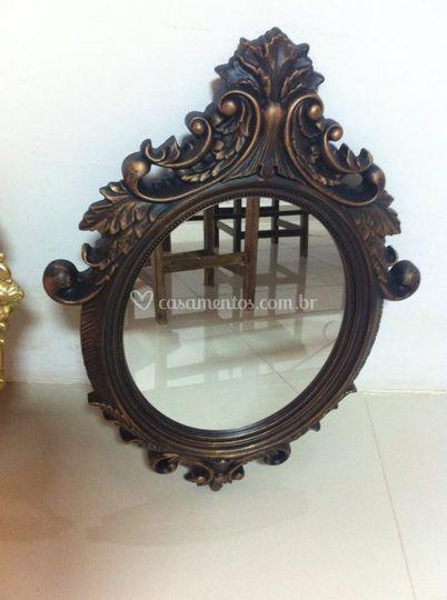 Espelho envelhecido