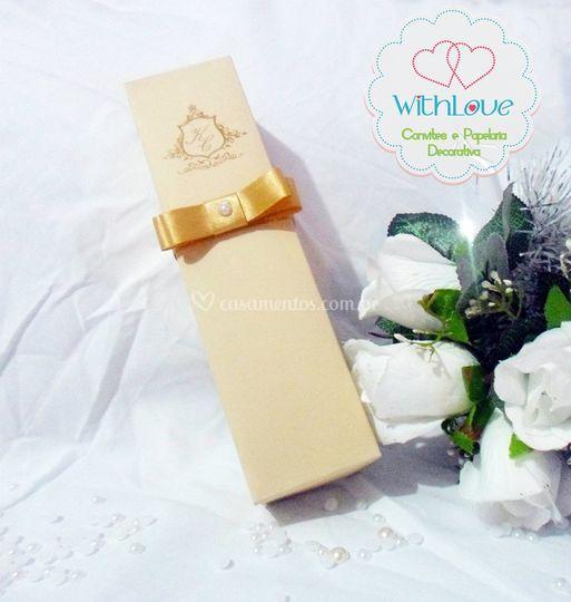 Convite elegante caixa 05